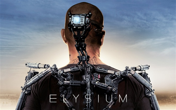 Elysium 2013 Movie HD Desktop Wallpaper Views:7238