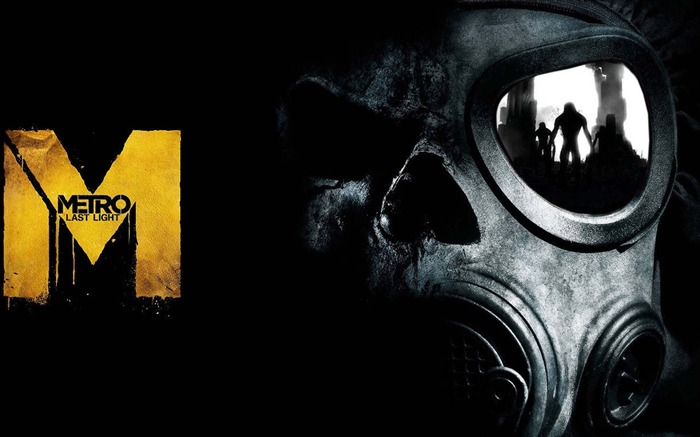 Metro Last Light Game HD Desktop Wallpaper 01 Views:3184