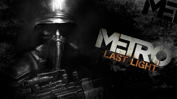 Metro Last Light Game HD Desktop Wallpaper 02 Views:3041