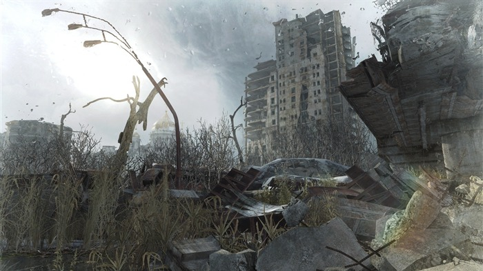 Metro Last Light Game HD Desktop Wallpaper 06 Views:2707