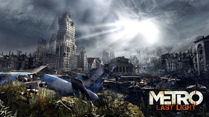 Metro Last Light Game HD Desktop Wallpaper 10 Views:2498