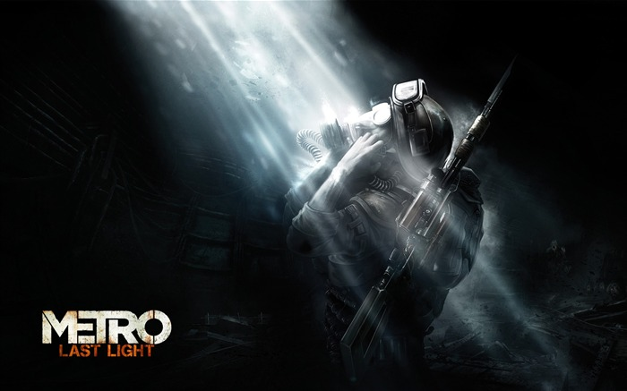 Metro Last Light Game HD Desktop Wallpaper 15 Views:3273