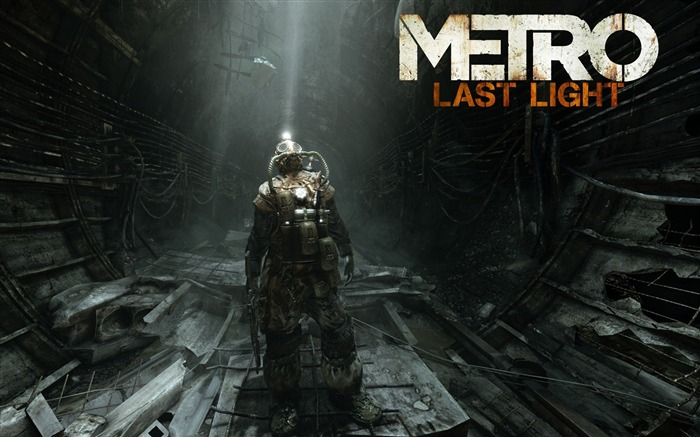 Metro Last Light Game HD Desktop Wallpaper 16 Views:1970