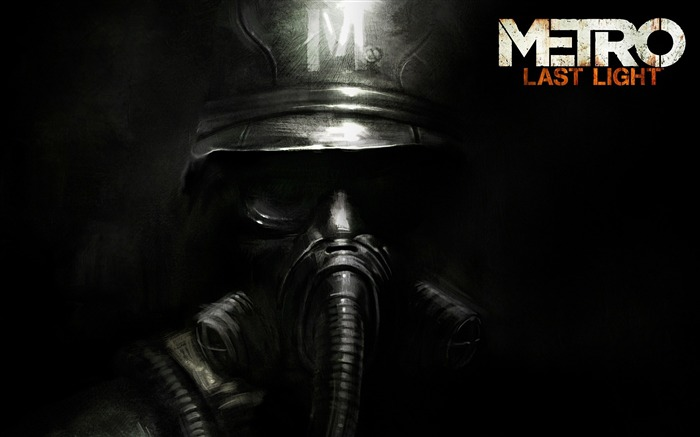 Metro Last Light Game HD Desktop Wallpaper 17 Views:1636