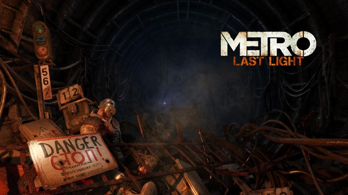 Metro Last Light Game HD Desktop Wallpaper 19 Views:1404