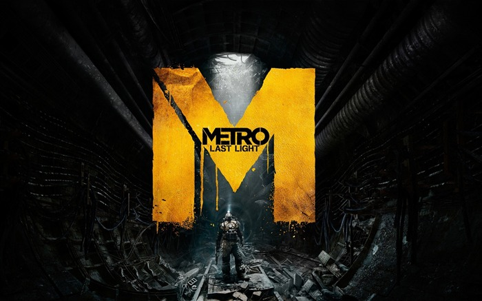 Metro Last Light Game HD Desktop Wallpaper Views:7161