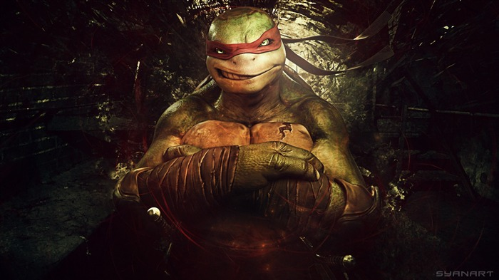 Teenage Mutant Ninja Turtles-Out Of the Shadows Wallpaper 03 Views:3239