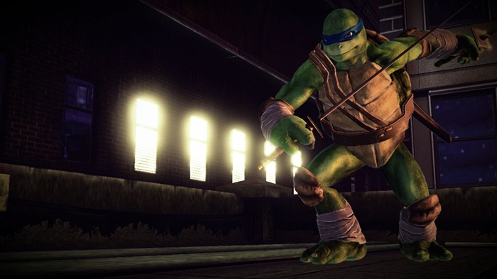 Teenage Mutant Ninja Turtles-Out Of the Shadows Wallpaper 04 Views:3252