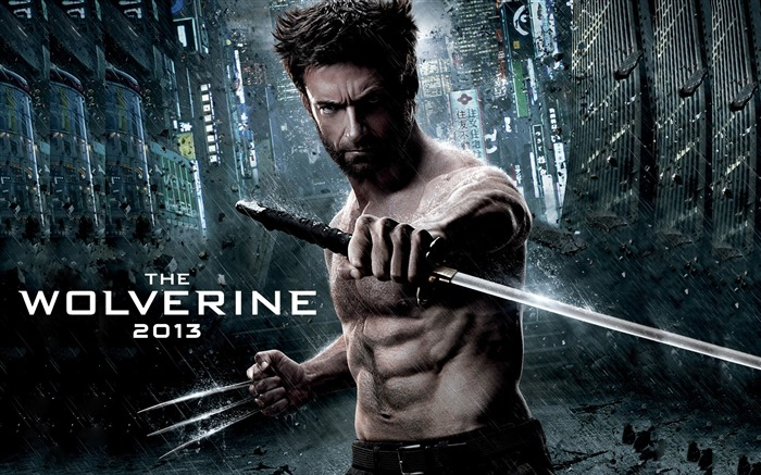 The Wolverine 2013 Movie HD Desktop Wallpaper Views:13123