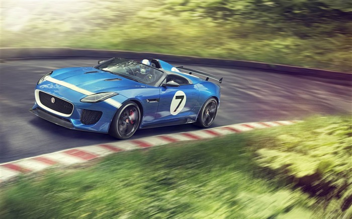 2013 Jaguar Project 7 Concept Cars HD Wallpaper Views:5887