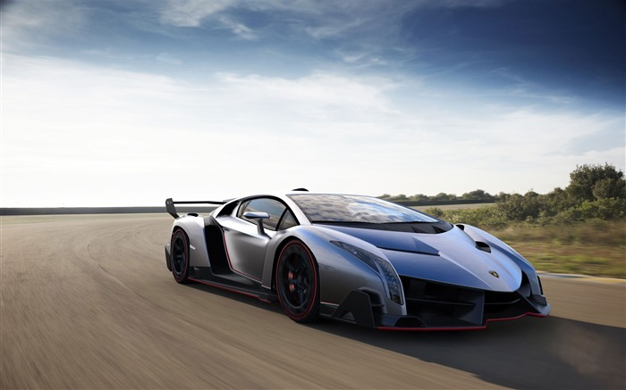 2013 Lamborghini Veneno Cars HD Wallpaper Views:6552