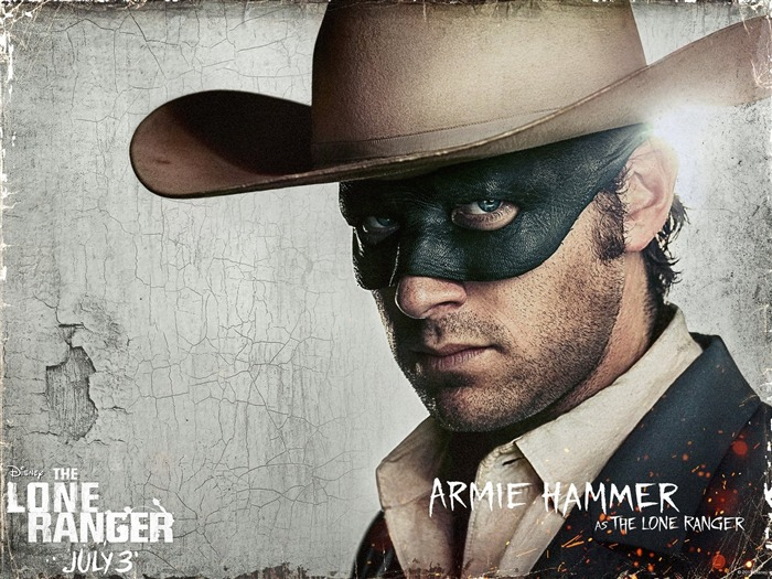 ARMIE HAMMER-The Lone Ranger Movie HD Wallpaper Views:3610