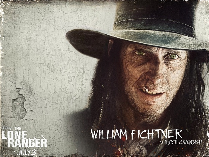 BUTCH CAVENDISH-The Lone Ranger Movie HD Wallpaper Views:5640