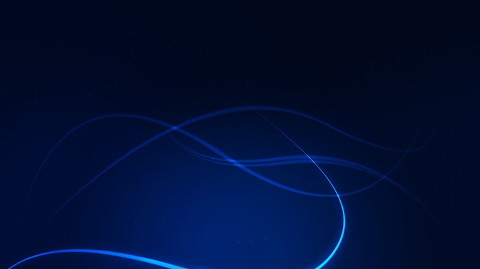 Blue light-Abstract design HD wallpaper Views:9136