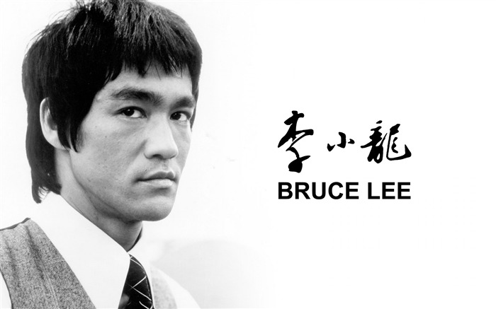 Bruce Lee-Kung Fu 40th Anniversary Wallpaper Views:13630