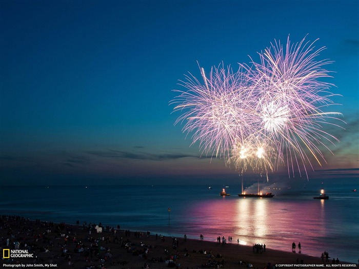 Title:Fireworks Netherlands-National Geographic wallpaper Views:9675