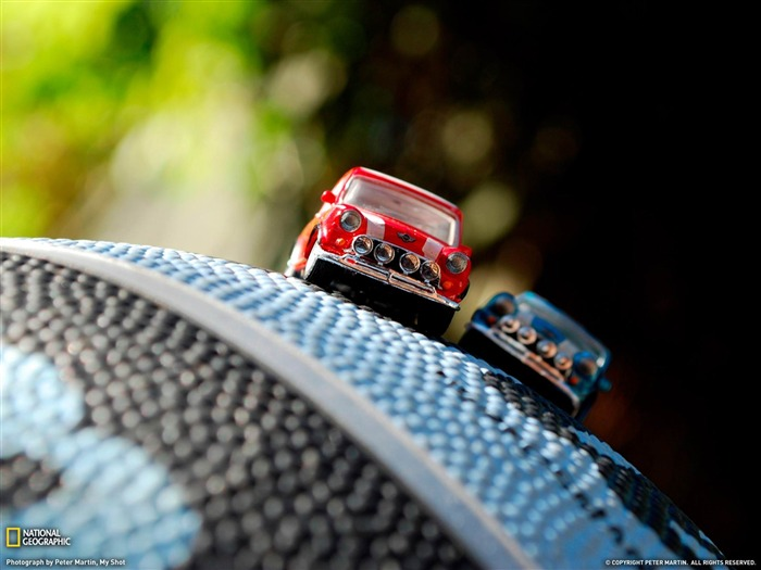 Miniature Model Cars-National Geographic wallpaper Views:4447