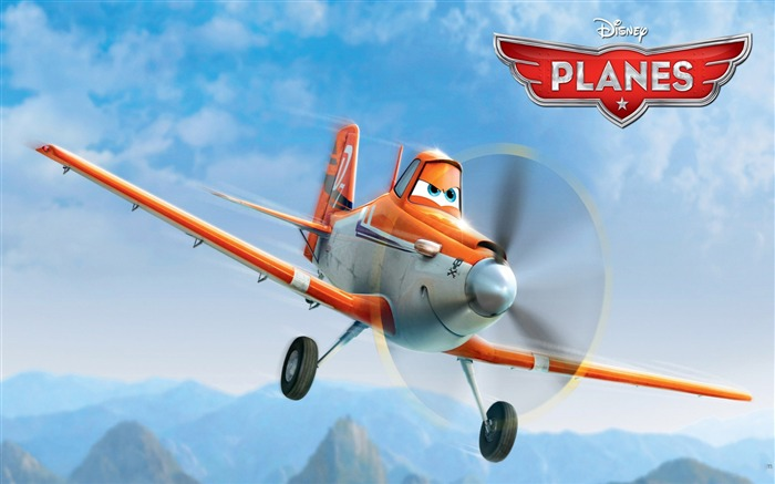 Planes 2013 Disney Movie HD Desktop Wallpaper Views:13361
