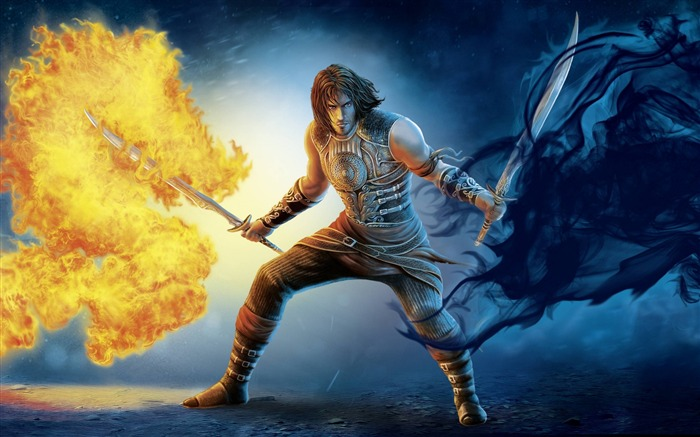 Prince of Persia 2-HIGH Quality Wallpaper Views:2524