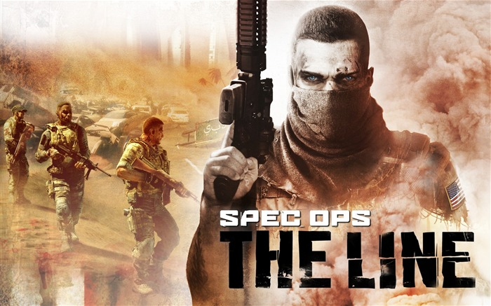 Spec ops The Line-2013 Game HD Wallpaper Views:2741