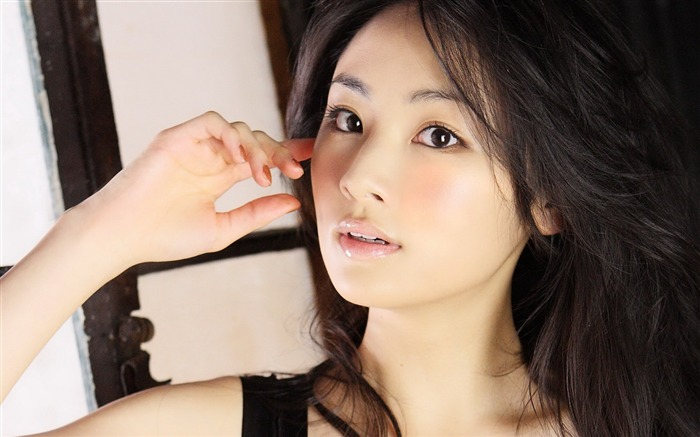 Tantan Hayashi Japanese beauty photo HD wallpaper Views:14448