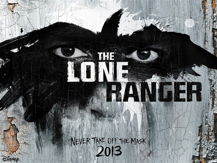 The Lone Ranger Movie HD Wallpaper 01 Views:2730