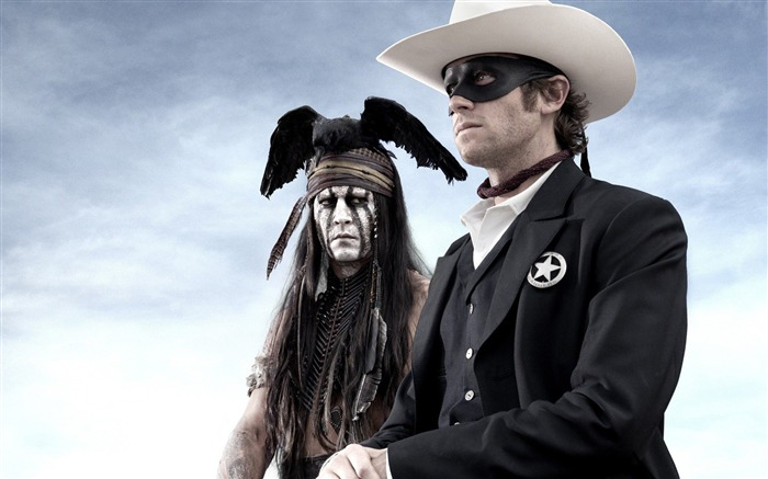 The Lone Ranger Movie HD Wallpaper 04 Views:2835