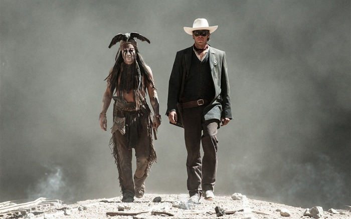 The Lone Ranger Movie HD Wallpaper 06 Views:2995