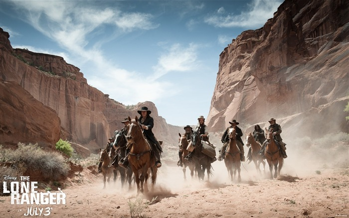 The Lone Ranger Movie HD Wallpaper 09 Views:2993