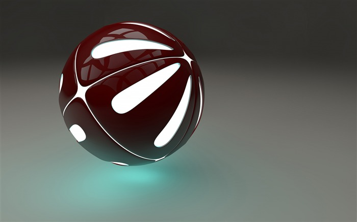 epic ball-Abstract design HD wallpaper Views:3140