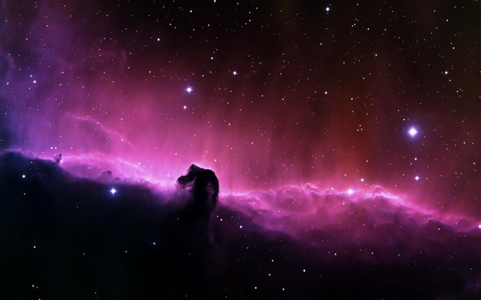 fog constellations lilac-Space Discovery HD Wallpaper Views:3386