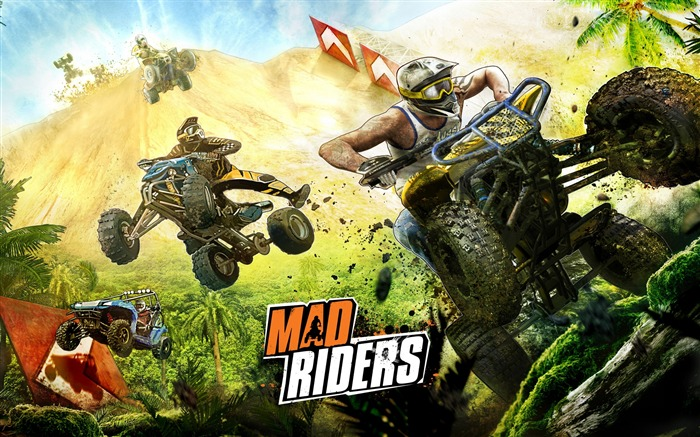 mad riders game-HIGH Quality Wallpaper Views:3591