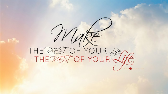 make the rest of your life-Abstract design HD wallpaper Views:2647