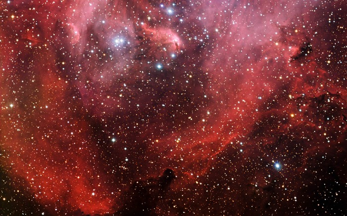 millions of stars-Space Discovery HD Wallpaper Views:5516