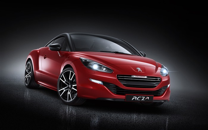 2014 Peugeot RCZ R Car HD Desktop Wallpaper Views:8146