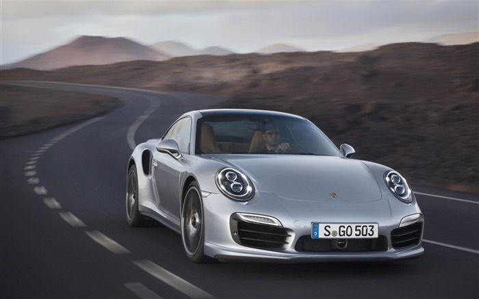 2014 Porsche 911 Turbo S Car HD Wallpaper Views:14353