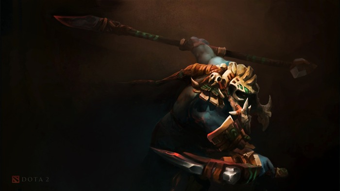 DOTA 2 Game HD desktop wallpaper 13 Views:2709