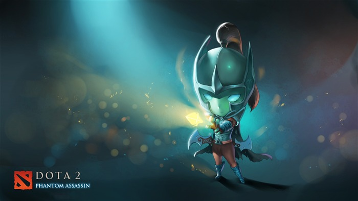 DOTA 2 Game HD desktop wallpaper 15 Views:3453
