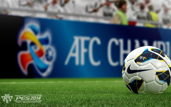 Pro Evolution Soccer PES 2014 Game Desktop Wallpaper Views:8758