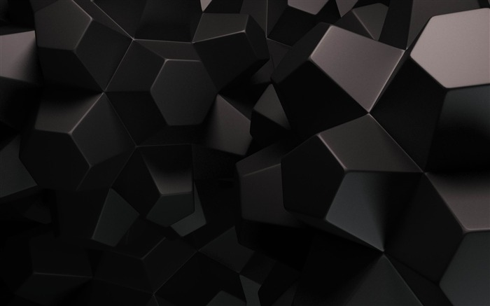 cubes flying surface-Design HD wallpaper Views:3652