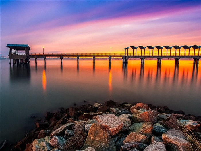 long exposure-Landscape Pics HD Wallpaper Views:3218