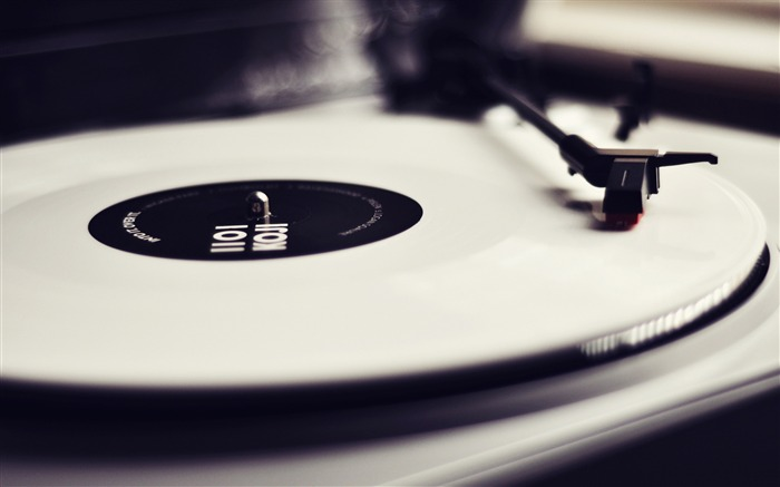 vinyl record player-HIGH Quality Wallpaper Views:2344