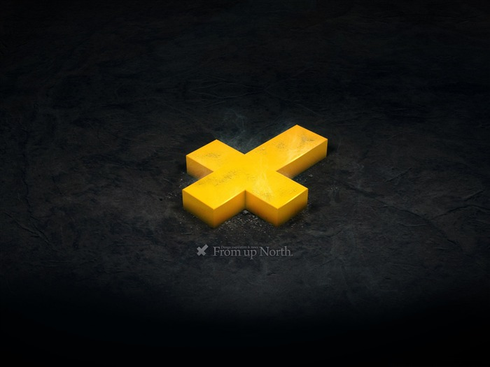 yellow cross-HIGH Quality Wallpaper Views:2131