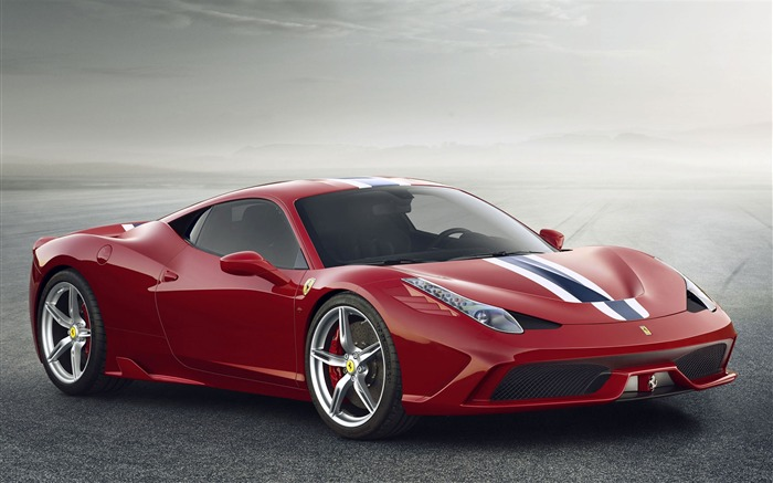 2013 Ferrari 458 Italia Speciale Car HD Wallpaper Views:6249