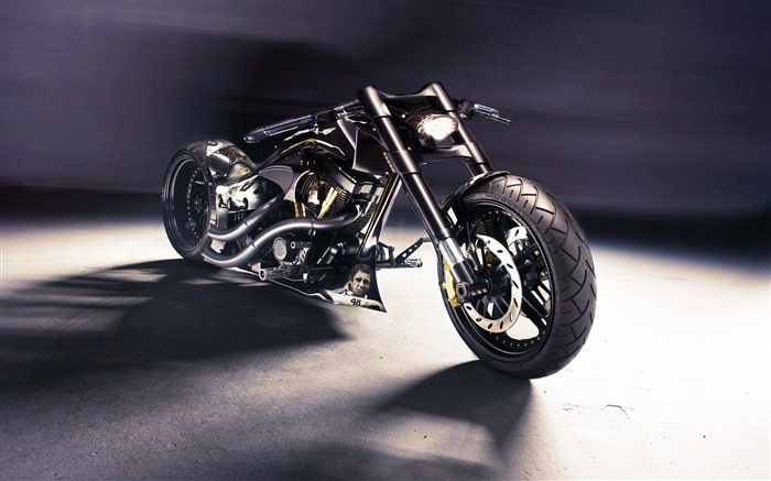 Bike Motorcycle Theme HD Desktop Wallpaper Views:21733