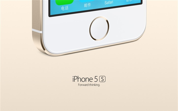 Apple iOS 7 iPhone 5S HD Desktop Wallpaper 12 Views:8013