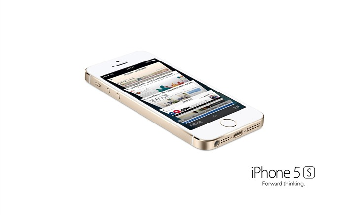 Apple iOS 7 iPhone 5S HD Desktop Wallpaper 16 Views:2359