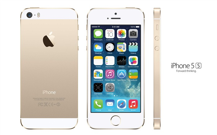 Apple iOS 7 iPhone 5S HD  Fond d'écran Vues:16191