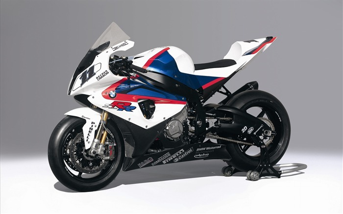 BMW S1000 RR racebike-Bike Motorcycle HD Wallpaper Views:4054