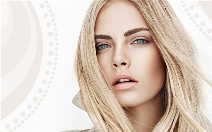 Cara Delevingne beauty model photo wallpaper Views:23548